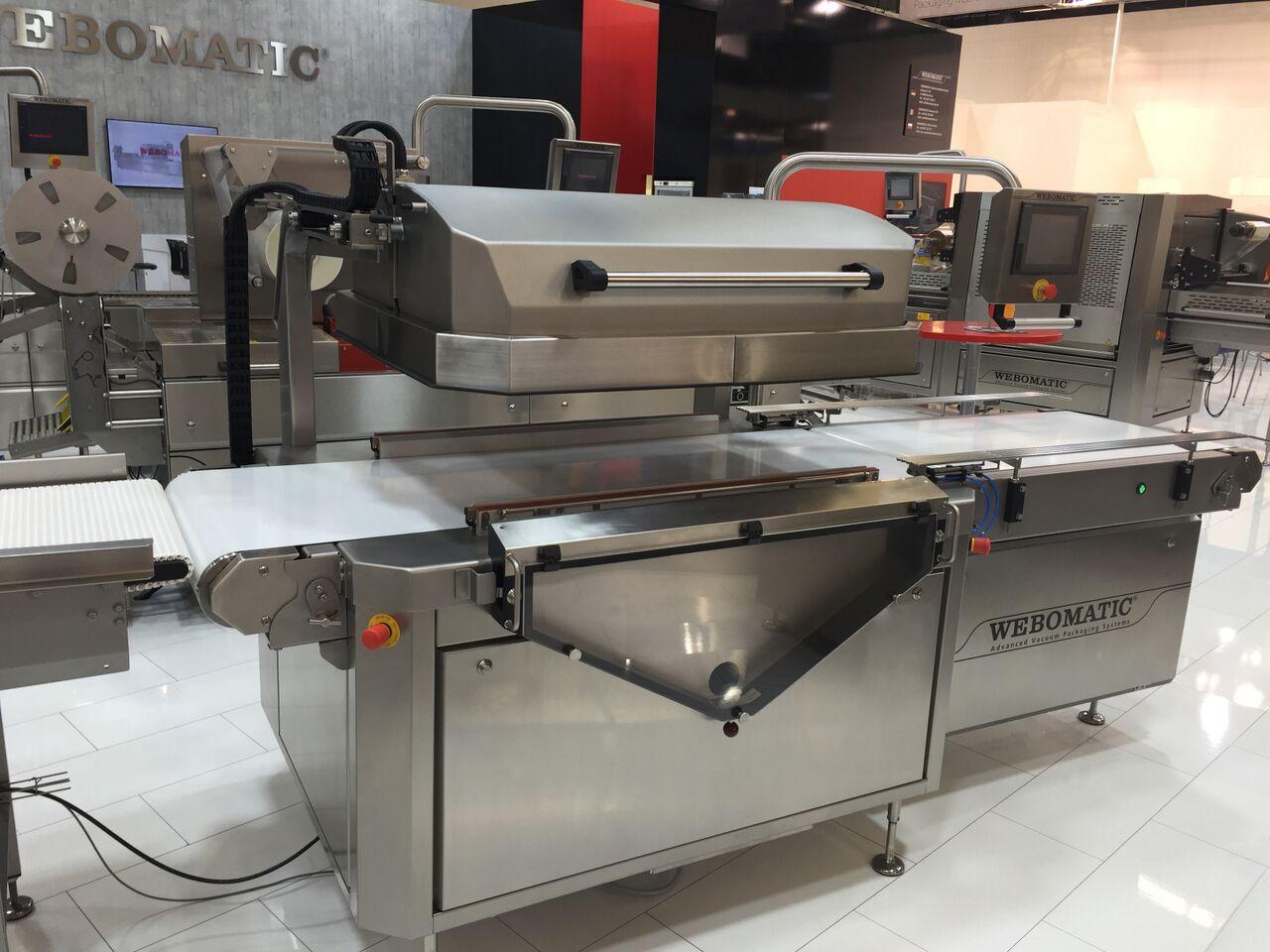 MACHINE DE CONDITIONNEMENT AUTOMATIQUE CL-C 950